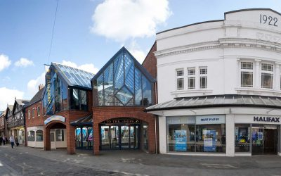 Prescot Shopping Centre