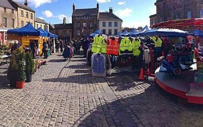 Geraud Markets appointed to take over the running of Alnwick Markets