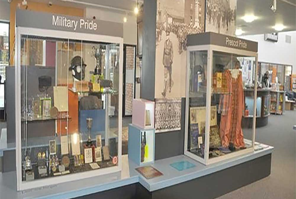 Prescot Museum & Library's Story
