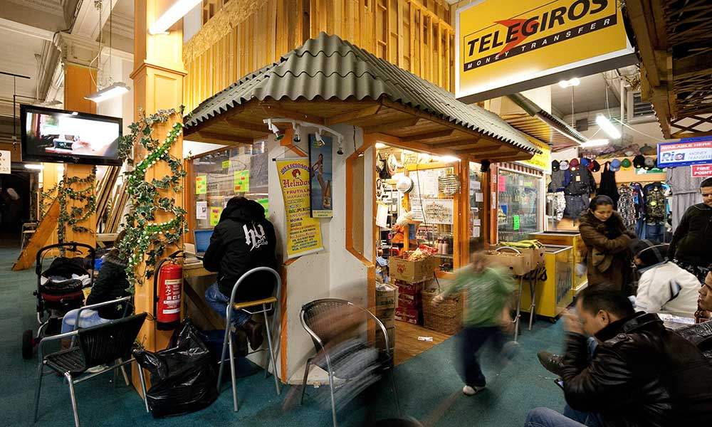 Geraud Markets appointed to operate Seven Sisters Market