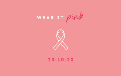 Four ways to wear it pink for Breast Cancer Now this October