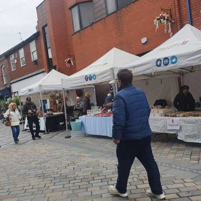 Prescot Artisan Market December 2020 – Get your Christmas gifts