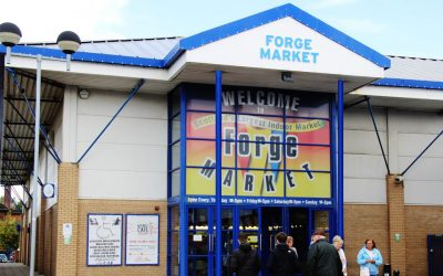 Start an independent business in Glasgow at The Forge Market!