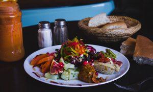 Global Entrepreneurship Week at Geraud, Lebanese cuisine