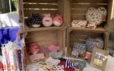 Grannyhodge's Sewing finds success in Kirkby Lonsdale