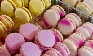 Sweet treat at Cwmbran Market Village
