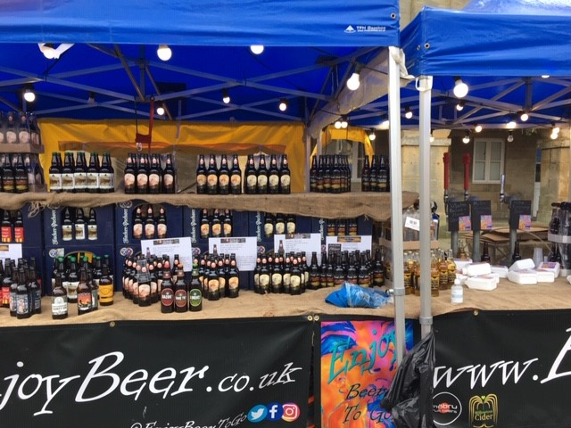 Gilchrist's expand from one stall to five at Alnwick Market