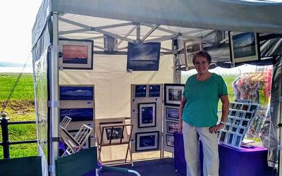 Meet Margaret Shaw – exhibitor and trader at Prom Art Market, Cumbria