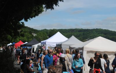 Cumbria's biggest Arts and Crafts fair is back – join us at Prom Art!