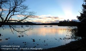 Ambleside Evening, by Margaret Shaw