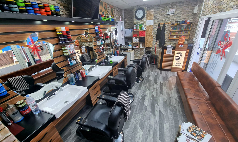 We're celebrating Independent Retailer Month – Meet Sutton Barbers