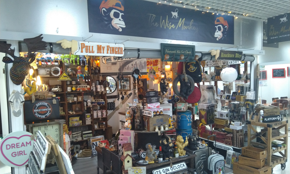 We're Celebrating Independent Retailer Month – Meet The Wise Monkey from Parkhead Market