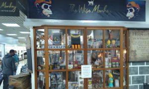 The Wise Monkey - Parkhead Market