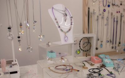 Our jewellery traders at Prescot Artisan Market