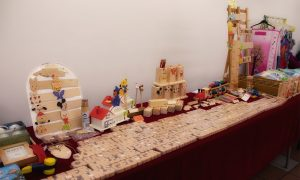 Mike's Wooden Toys - craft at Prescot Artisan Market